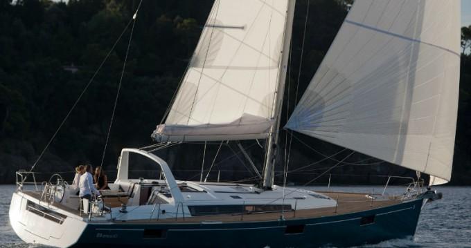 Jachthuur in Skiathos - Bénéteau Oceanis 48 via SamBoat