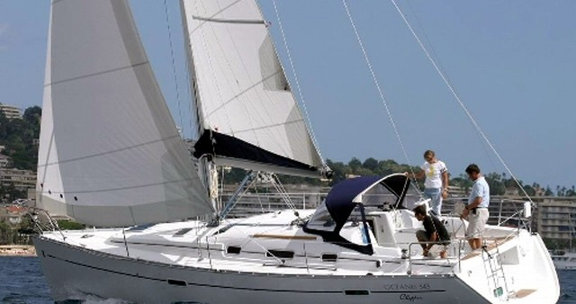 Jachthuur in Skiathos - Bénéteau Oceanis 343 via SamBoat