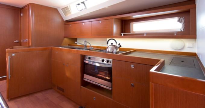 Verhuur Zeilboot in Skiathos - Bénéteau Oceanis 45