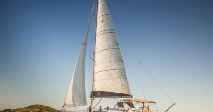 Verhuur Zeilboot in Skiathos - Jeanneau Sun Odyssey 519 (AC, Gen)