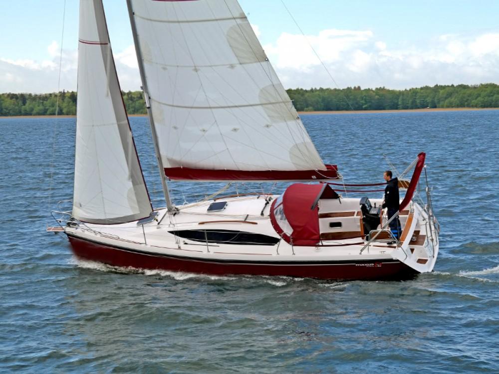 Jachthuur in Port PTTK Wilkasy - Northman Maxus 33.1 RS Standard via SamBoat