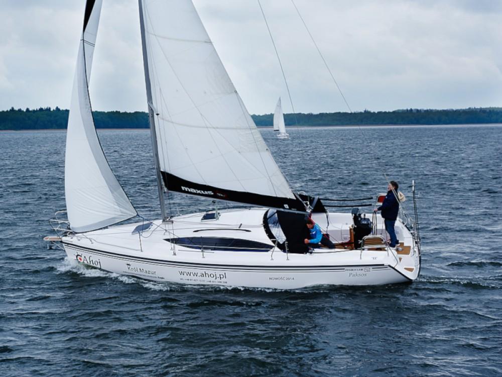 Huur Zeilboot met of zonder schipper Northman in Port PTTK Wilkasy