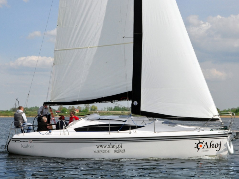 Zeilboot te huur in Port PTTK Wilkasy voor de beste prijs