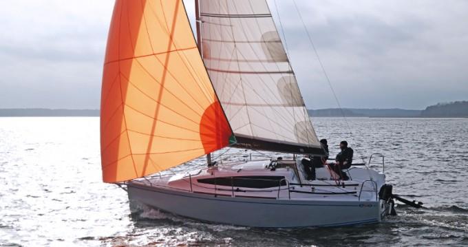 Verhuur Zeilboot in Wilkasy - Northman Maxus Evo 24 Prestige +