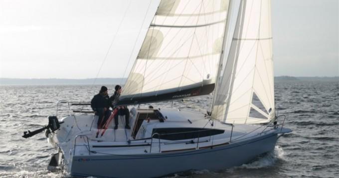 Jachthuur in Wilkasy - Northman Maxus Evo 24 Prestige + via SamBoat