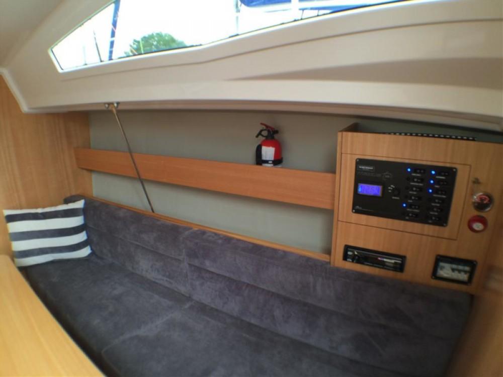 Bootverhuur Northman Maxus 26 Prestige 8/1 in Węgorzewo via SamBoat