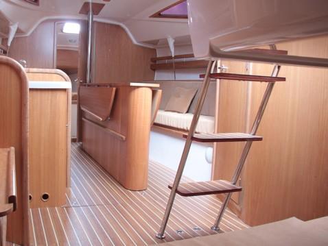 Verhuur Zeilboot in Wilkasy - Northman Maxus 28 Prestige +