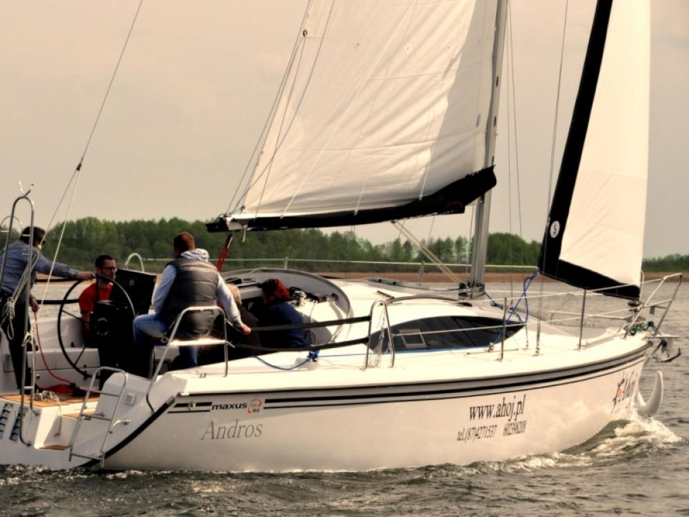 Bootverhuur Port PTTK Wilkasy goedkoop Maxus 33.1 RS Standard