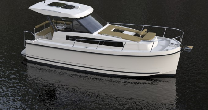 Verhuur Motorboot Northman met vaarbewijs