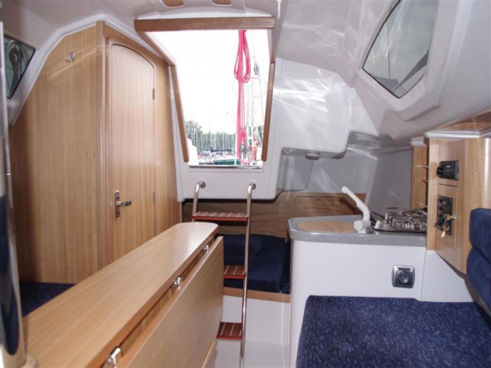 Northman Maxus 22 Standard te huur van particulier of professional in Port PTTK Wilkasy