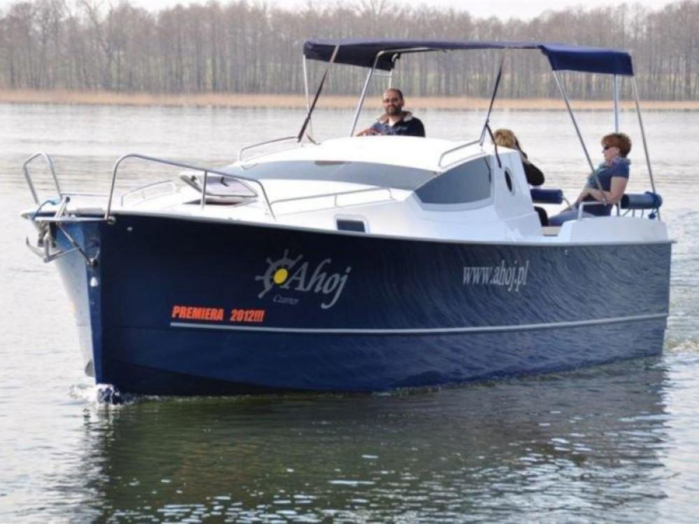 Verhuur Motorboot in Port PTTK Wilkasy - Northman Nexus 850 V max Standard