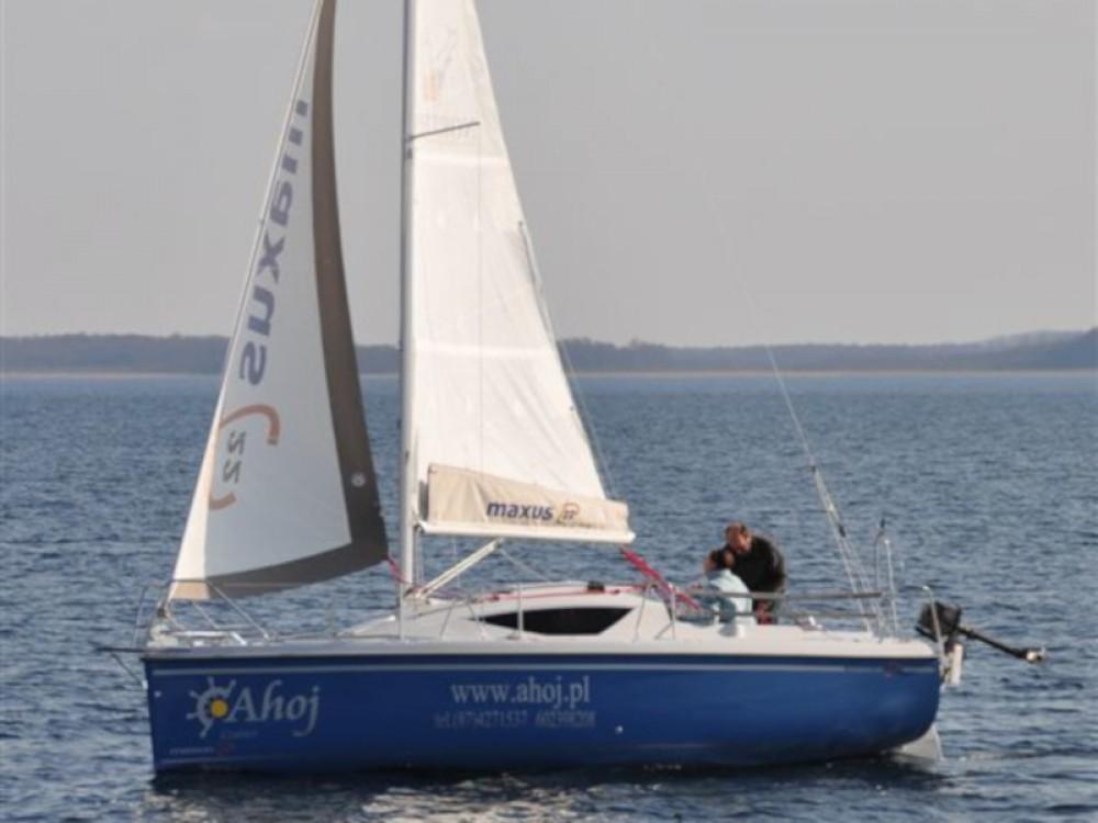 Bootverhuur Northman Maxus 22 Standard in Port PTTK Wilkasy via SamBoat