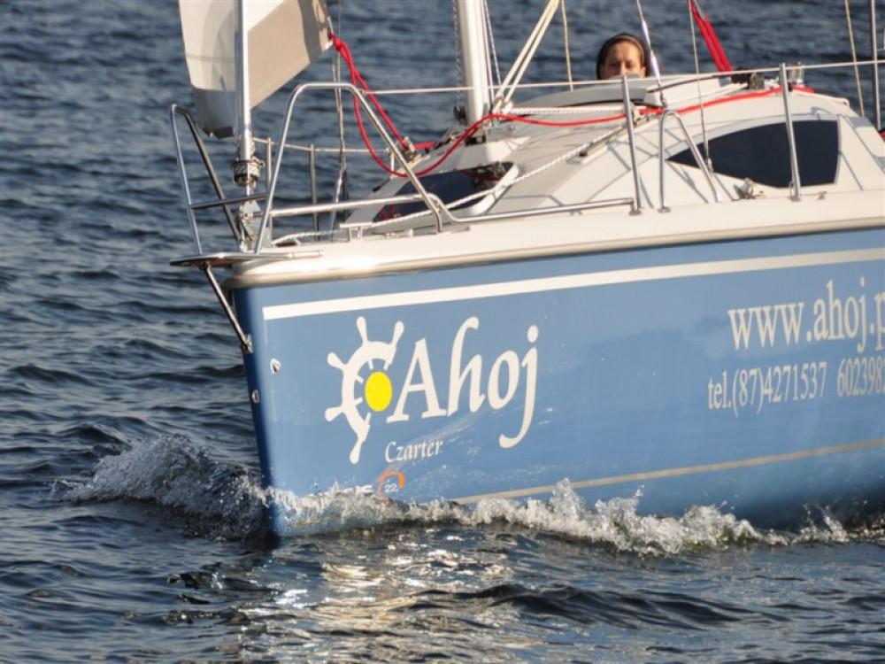 Verhuur Zeilboot in Port PTTK Wilkasy - Northman Maxus 22 Standard