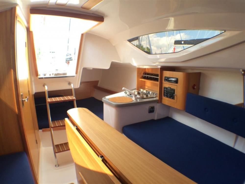 Verhuur Zeilboot Northman met vaarbewijs