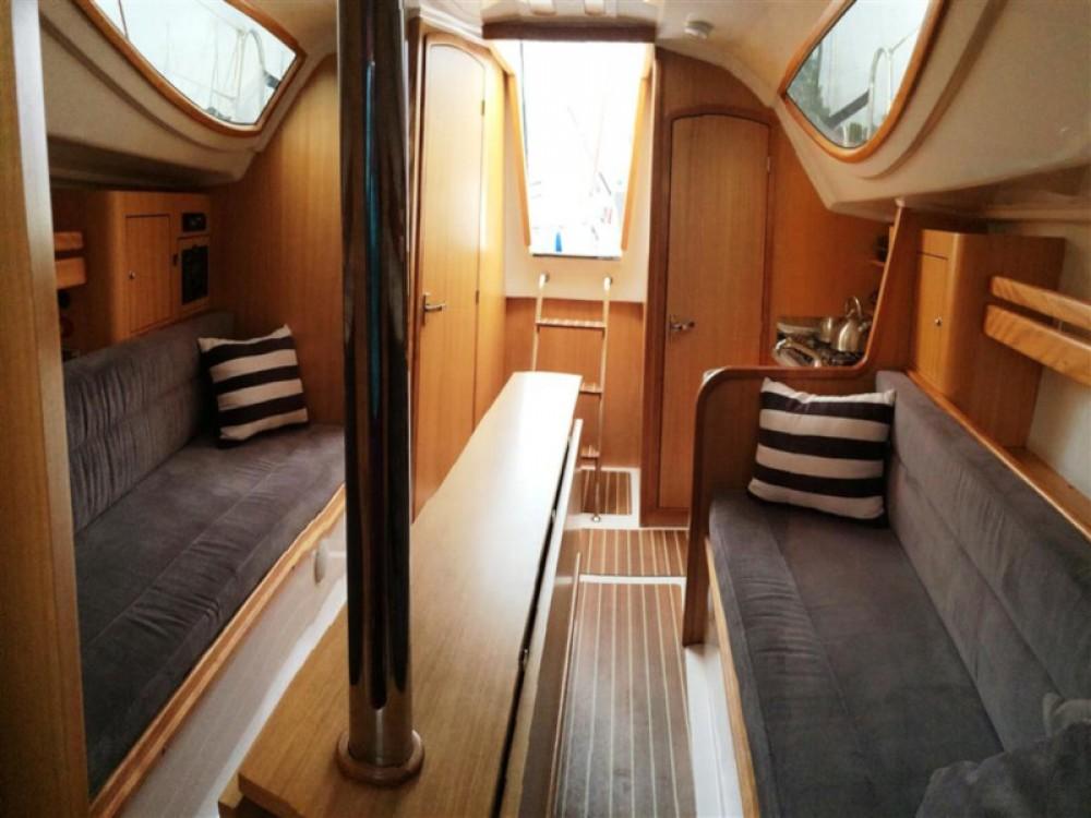 Bootverhuur Port PTTK Wilkasy goedkoop Maxus 28 Prestige
