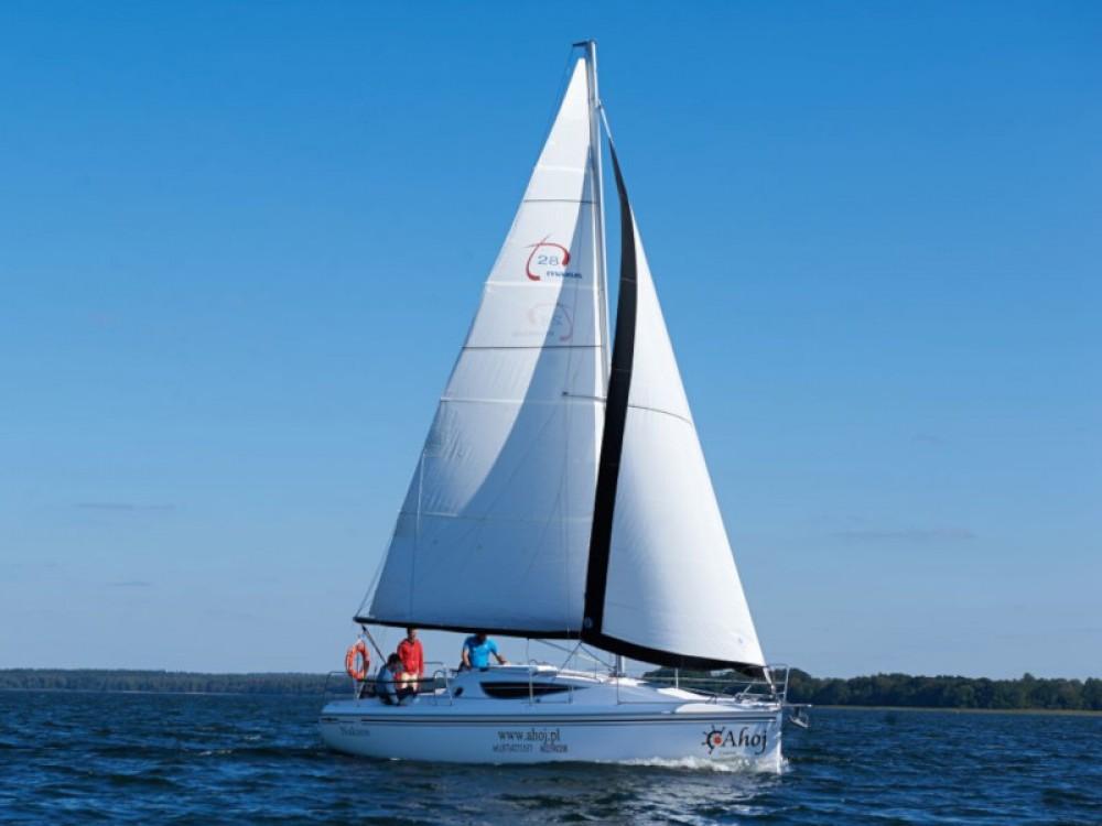 Verhuur Zeilboot in Port PTTK Wilkasy - Northman Maxus 28 Prestige