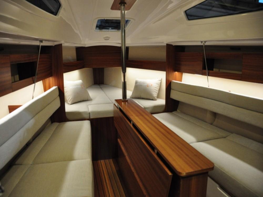 Jachthuur in Port PTTK Wilkasy - Northman Maxus evo 24 Prestige via SamBoat