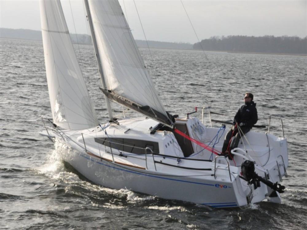 Bootverhuur Northman Maxus evo 24 Prestige in Port PTTK Wilkasy via SamBoat