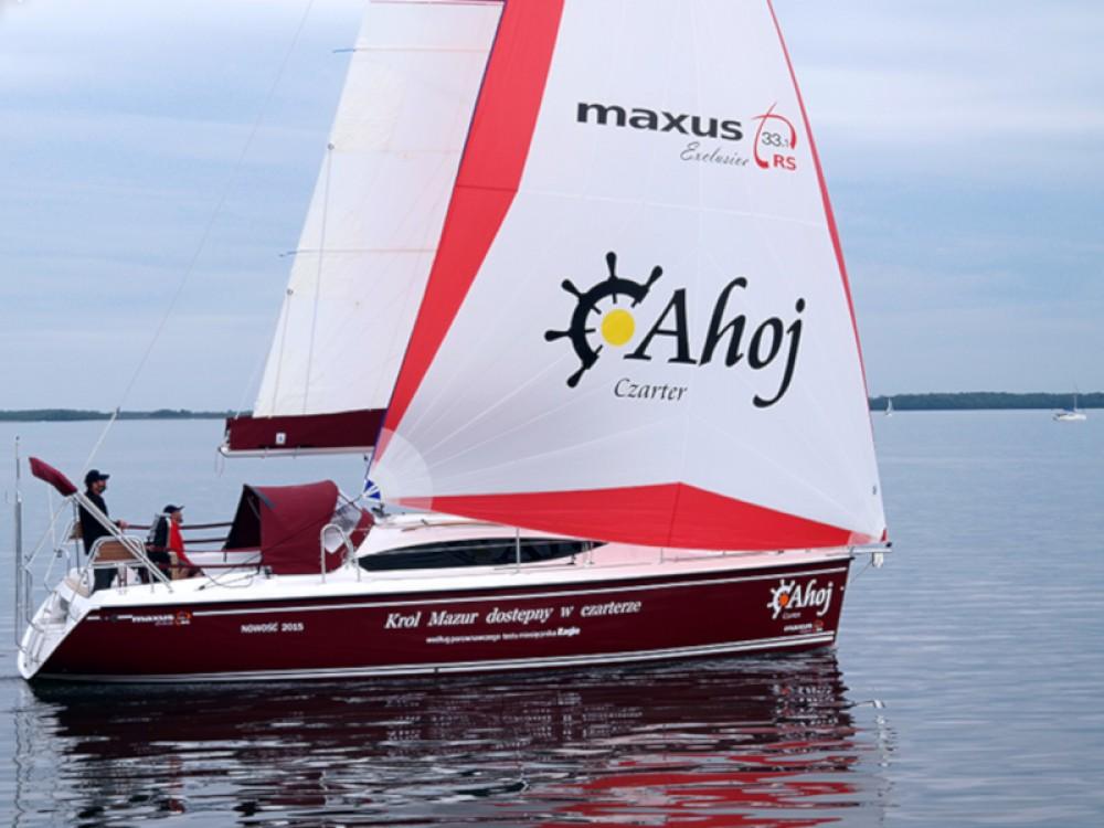 Verhuur Zeilboot in Port PTTK Wilkasy - Northman Maxus 33.1 RS Prestige