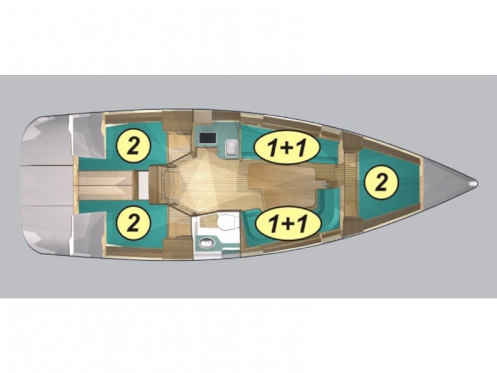Jachthuur in Port PTTK Wilkasy - Northman Maxus 33.1 RS Prestige via SamBoat