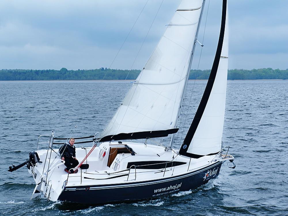 Jachthuur in Port PTTK Wilkasy - Northman Maxus 26 Standard via SamBoat