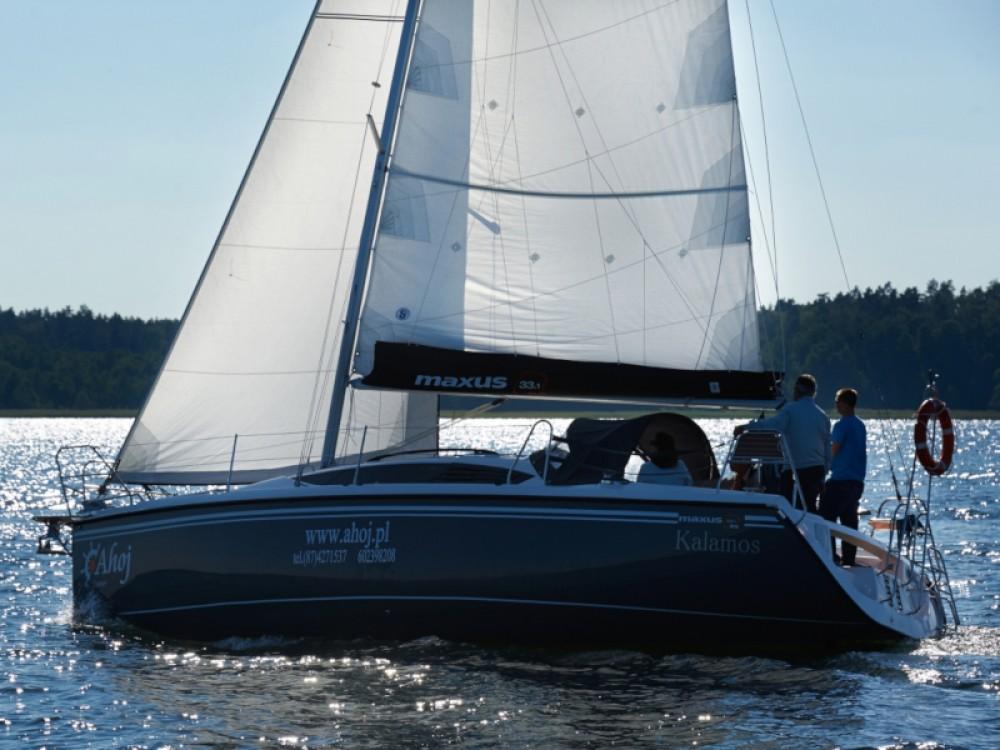 Jachthuur in Węgorzewo - Northman Maxus 33.1 RS Standard via SamBoat