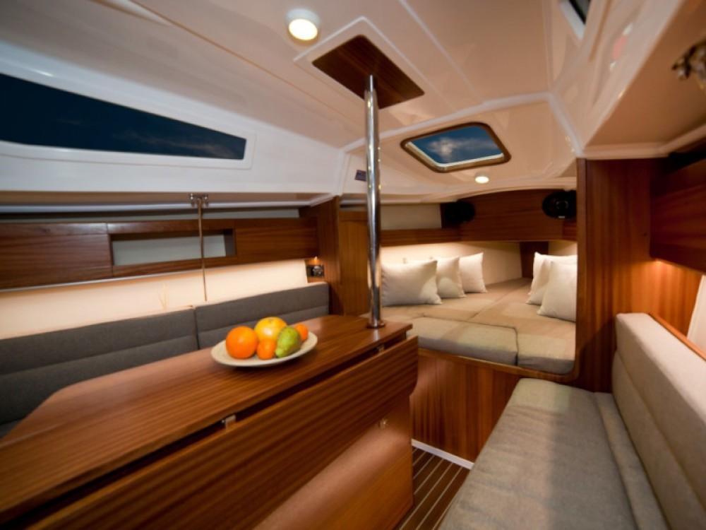 Verhuur Zeilboot in Port PTTK Wilkasy - Northman Maxus 26 Prestige 7/2