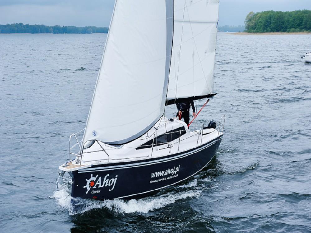 Bootverhuur Northman Maxus 26 Prestige 7/2 in Port PTTK Wilkasy via SamBoat