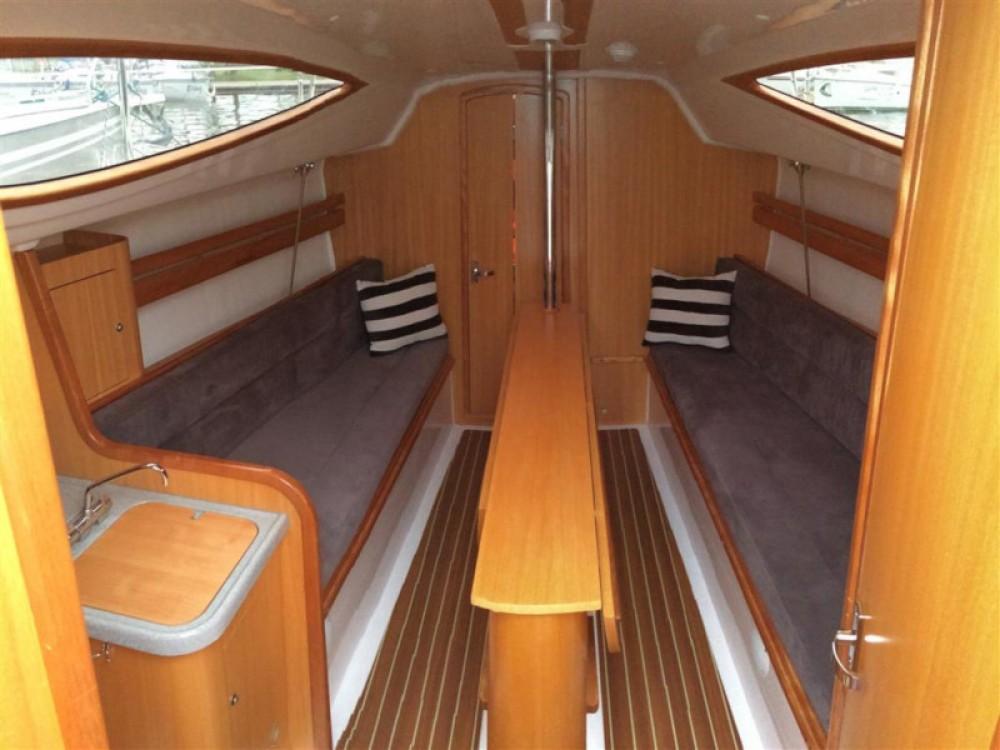 Verhuur Zeilboot in Port PTTK Wilkasy - Northman Maxus 28 Standard