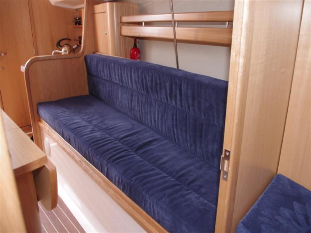 Bootverhuur Port PTTK Wilkasy goedkoop Maxus 28 Standard