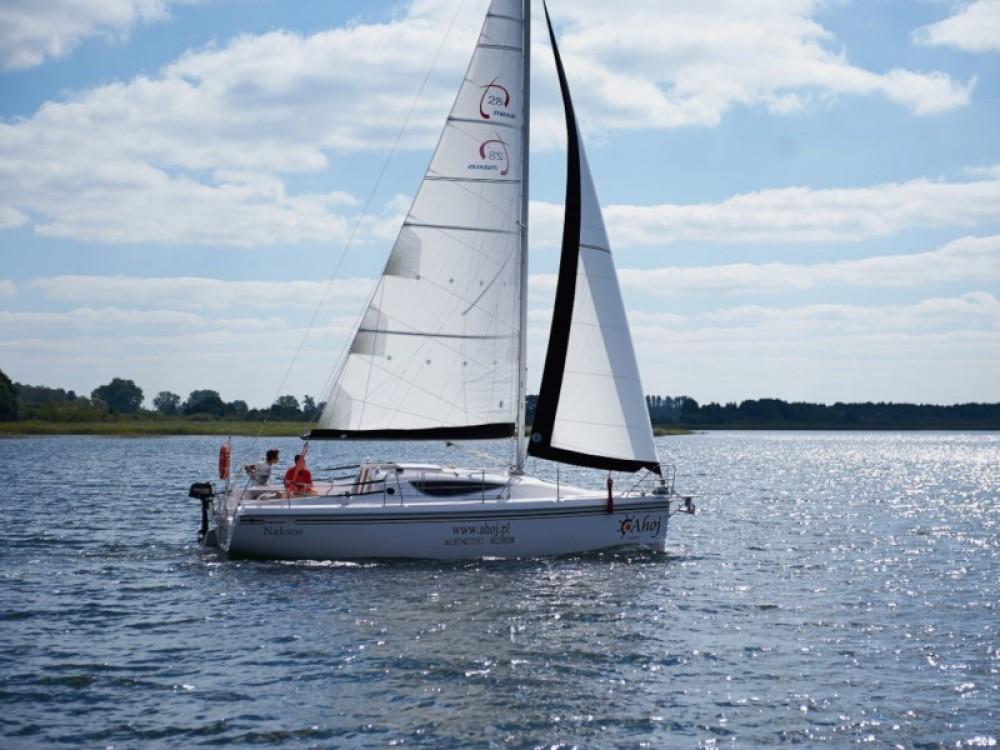 Northman Maxus 28 Standard te huur van particulier of professional in Port PTTK Wilkasy
