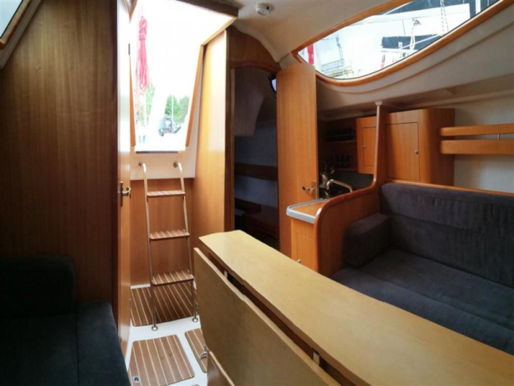 Jachthuur in Port PTTK Wilkasy - Northman Maxus 28 Standard via SamBoat