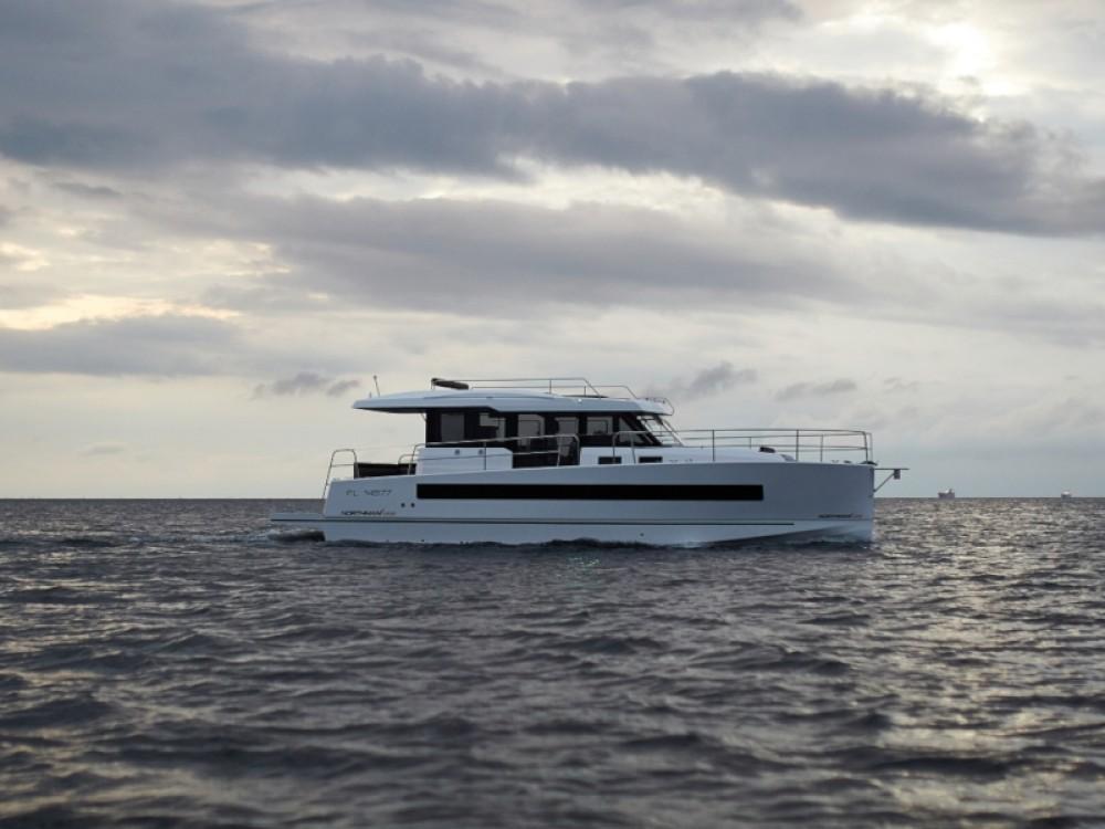 Huur Motorboot met of zonder schipper  in Węgorzewo