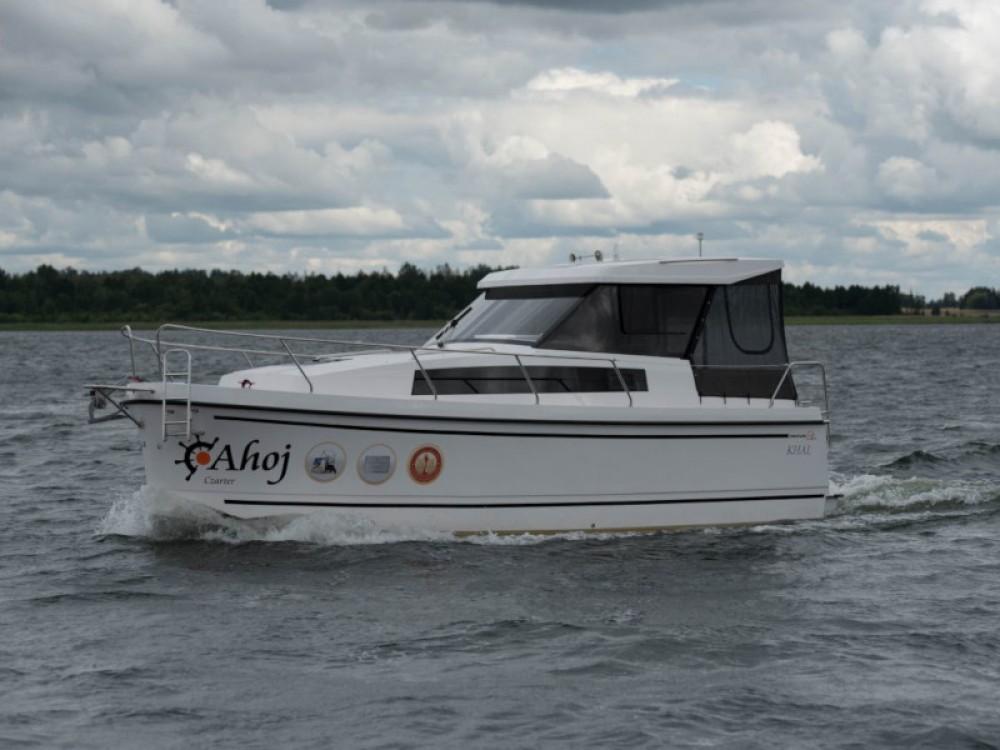 Jachthuur in Węgorzewo - Northman Nexus Revo 870 Prestige +/1cab via SamBoat