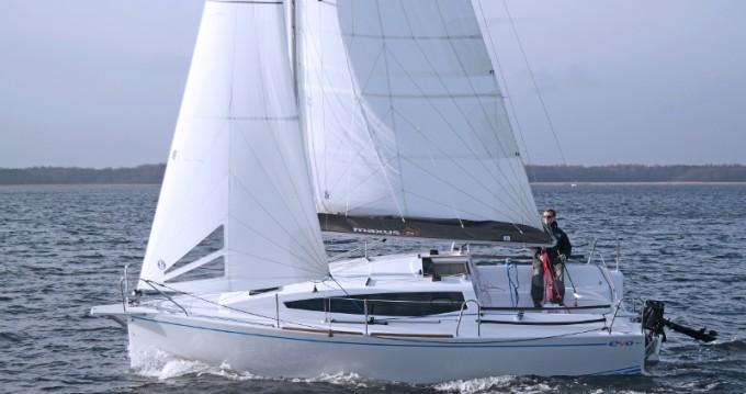 Bootverhuur Northman Maxus 26 Prestige + in Wilkasy via SamBoat