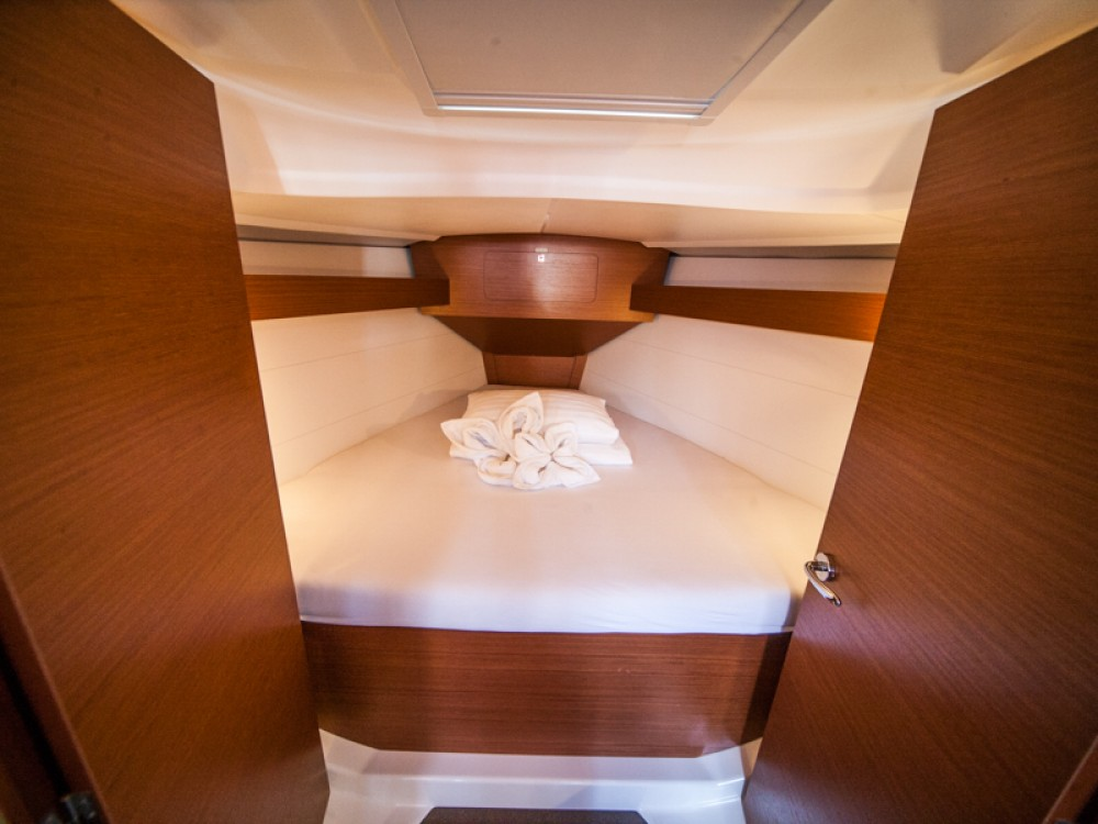 Verhuur Zeilboot in Primošten - Dufour Dufour 350 Grand Large