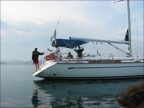 Verhuur Zeilboot in Murter - Bavaria Bavaria 49