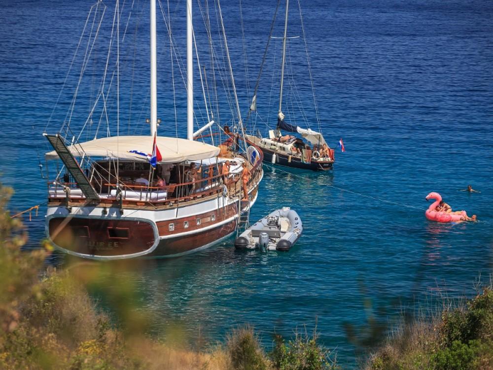 Jachthuur in ACI Marina Dubrovnik -  Gulet Allure via SamBoat