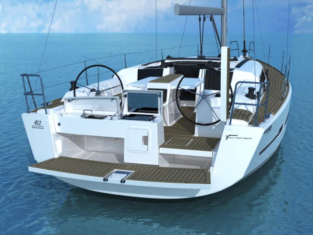 Verhuur Zeilboot in Taranto - Dufour Dufour 412 Grand Large