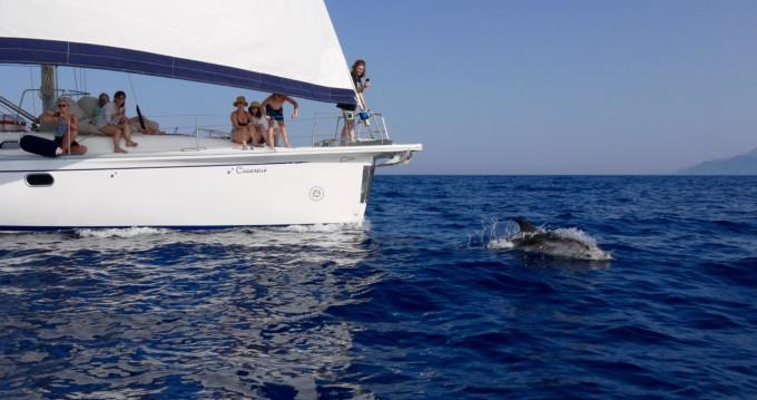 Verhuur Zeilboot in Paros - Dufour Gib Sea 51
