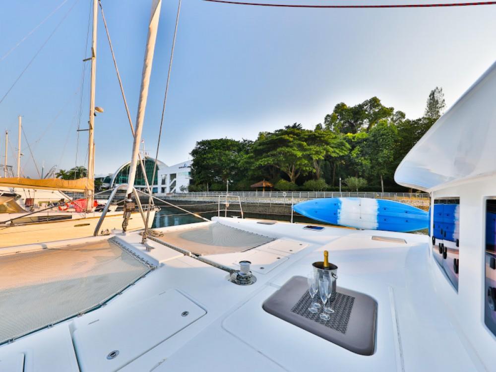 Lagoon Lagoon 620 te huur van particulier of professional in Kuah