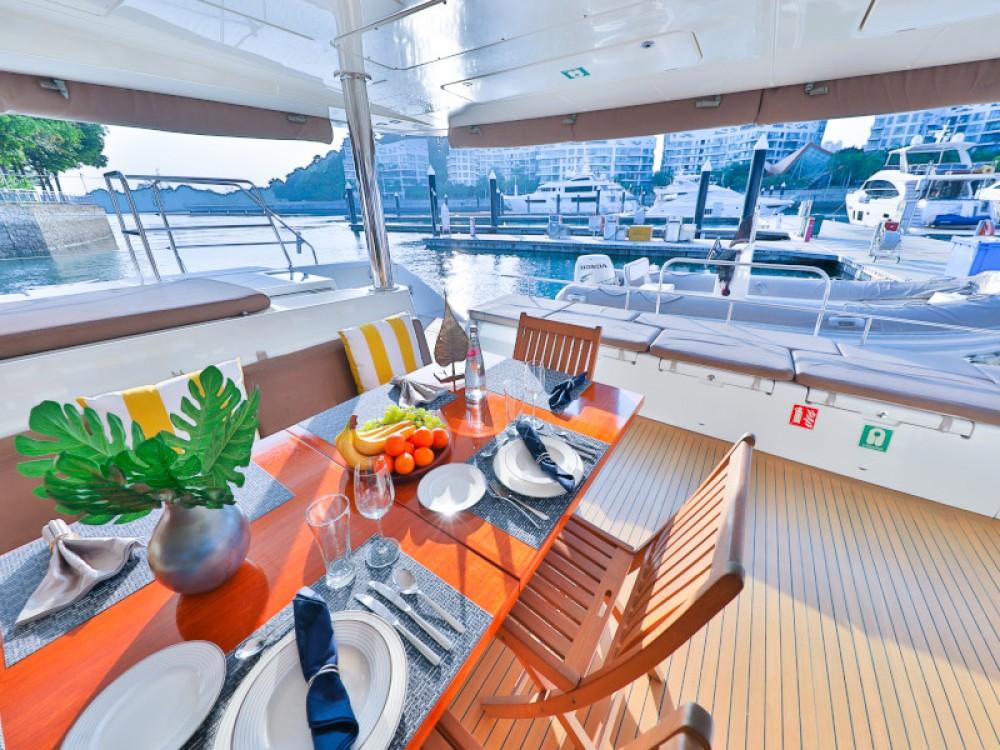 Verhuur Catamaran in Kuah - Lagoon Lagoon 620