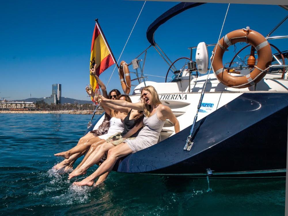 Huur een Jeanneau Jeanneau Sun Odyssey 54DS in Palma