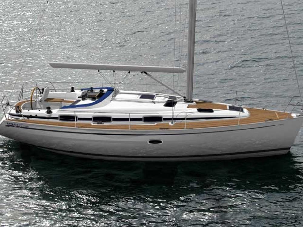 Bootverhuur Bavaria Bavaria 37 Cruiser in Barcelona via SamBoat