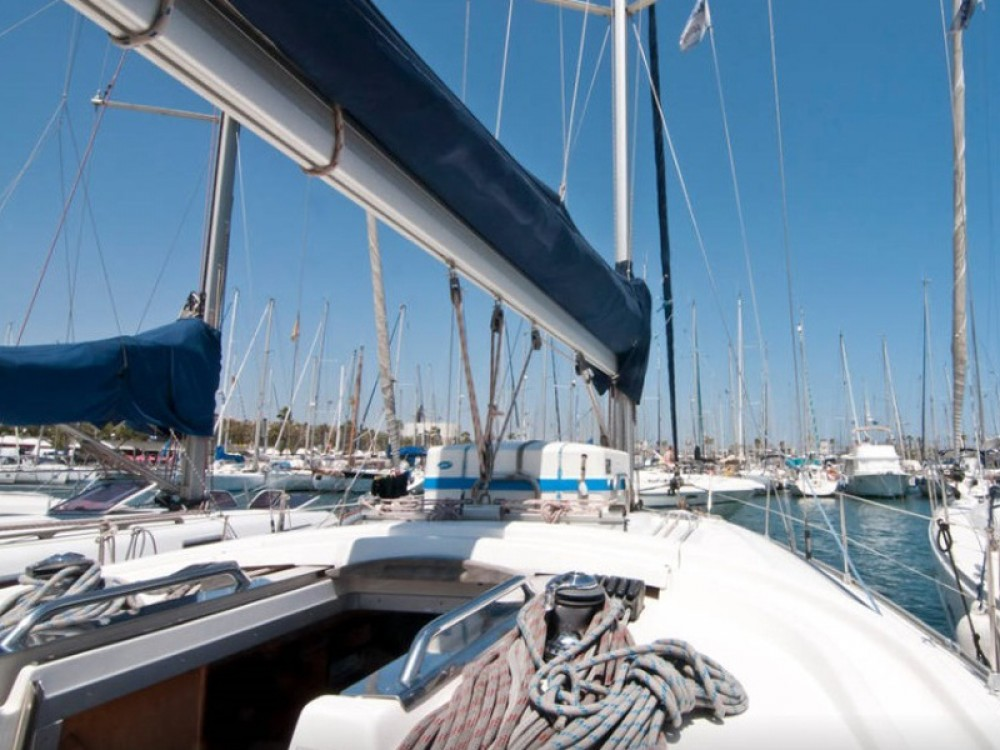 Verhuur Zeilboot in Barcelona - Bavaria Bavaria 37 Cruiser
