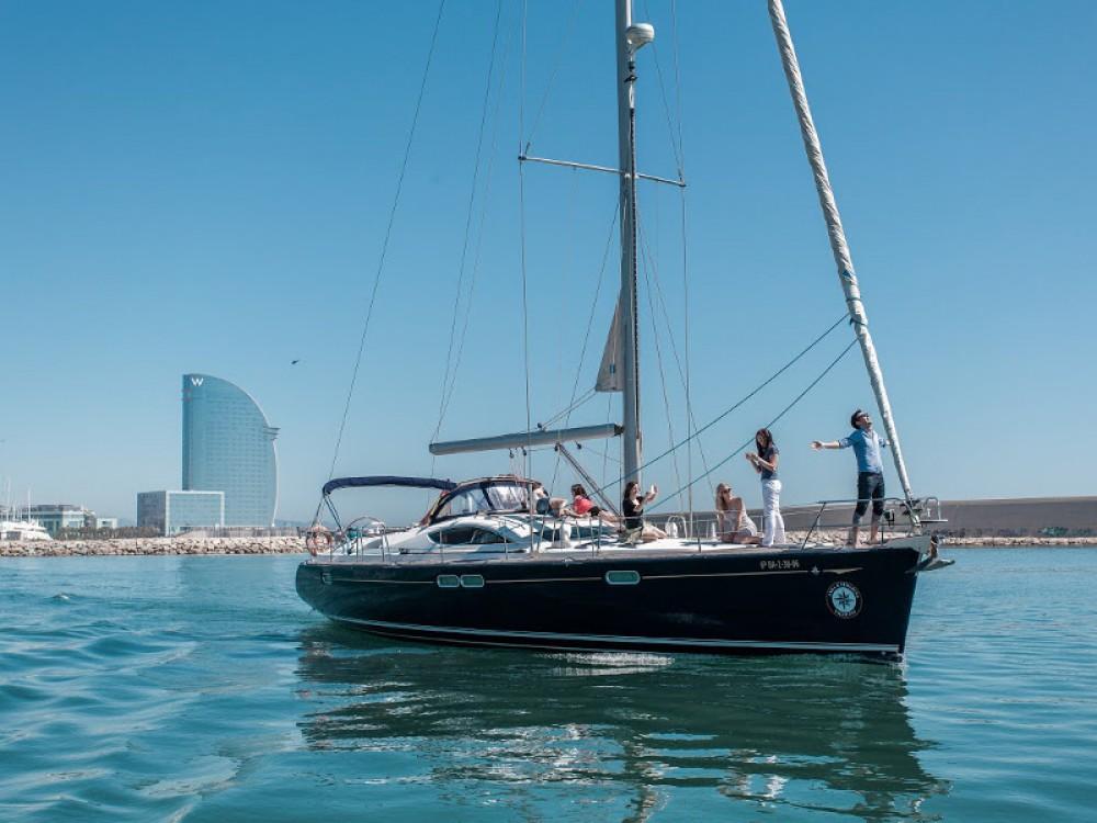 Jeanneau Jeanneau Sun Odyssey 54DS te huur van particulier of professional in Palma