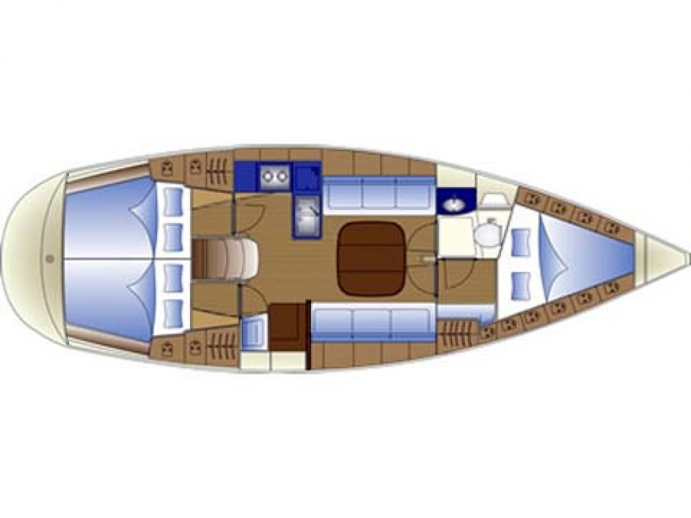 Jachthuur in Barcelona - Bavaria Bavaria 36 via SamBoat