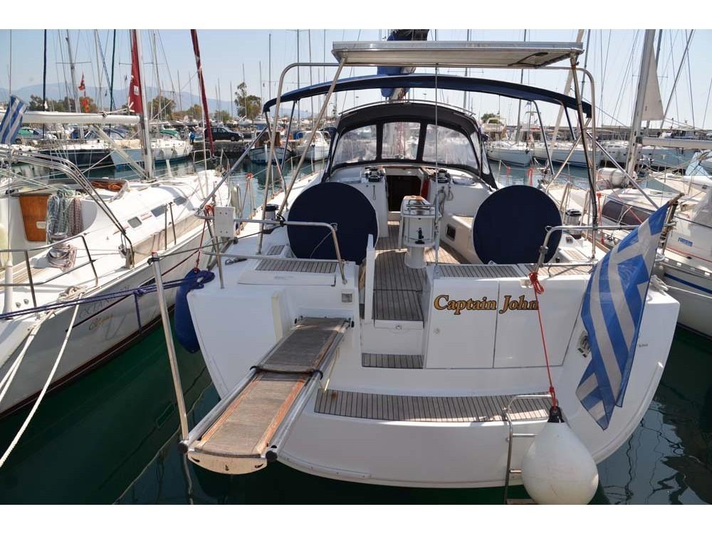 Verhuur Zeilboot in Marina de Alimos - Bénéteau Oceanis 54