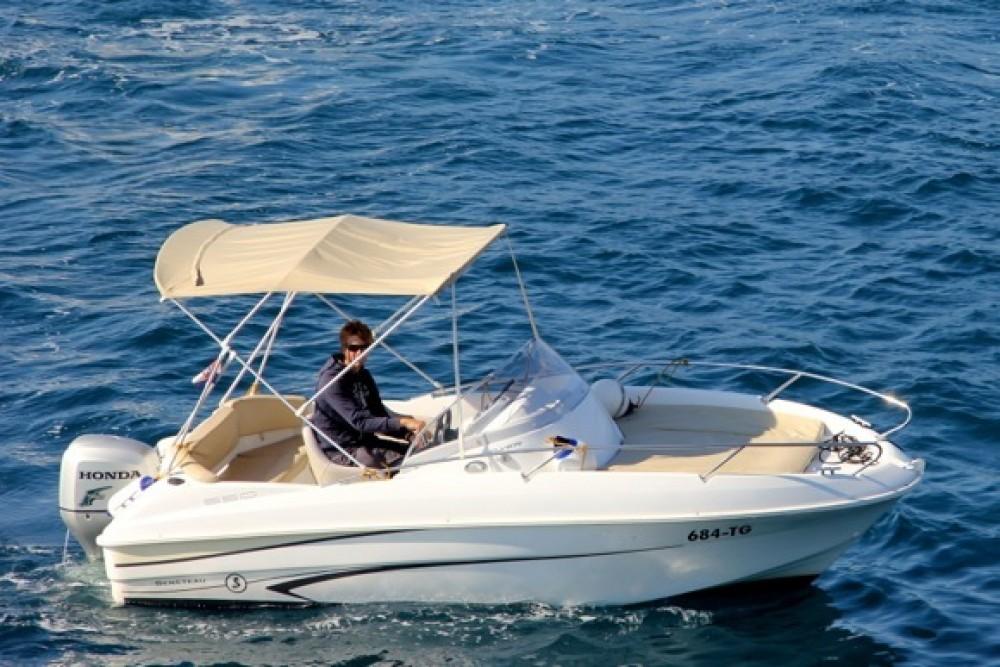 Verhuur Motorboot in Trogir - Bénéteau Beneteau Flyer 550 SD