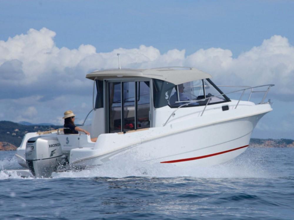 Verhuur Zeilboot in ACI Marina Trogir - Bénéteau Beneteau Antares 7.80
